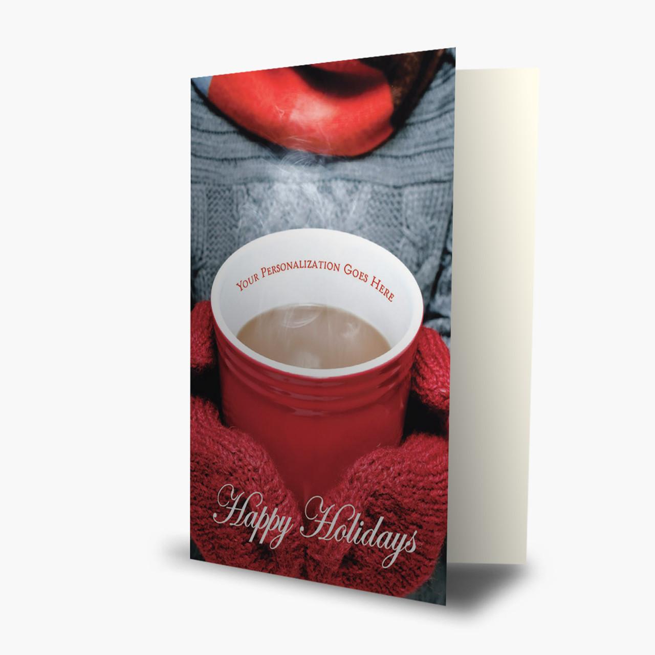 Holiday Cocoa Christmas Card