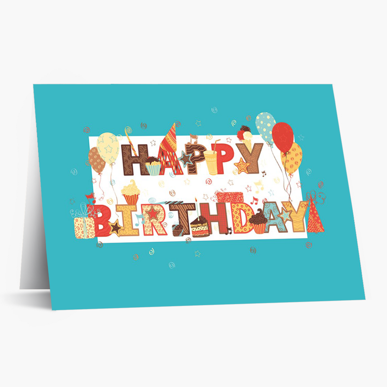 Birthday Expressions Card
