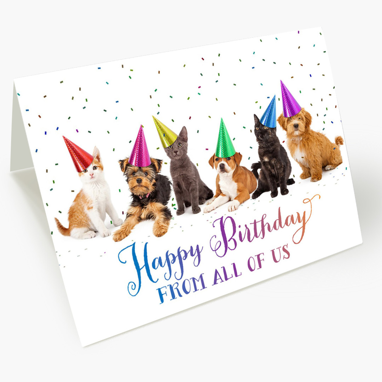 Happy Day Birthday Card