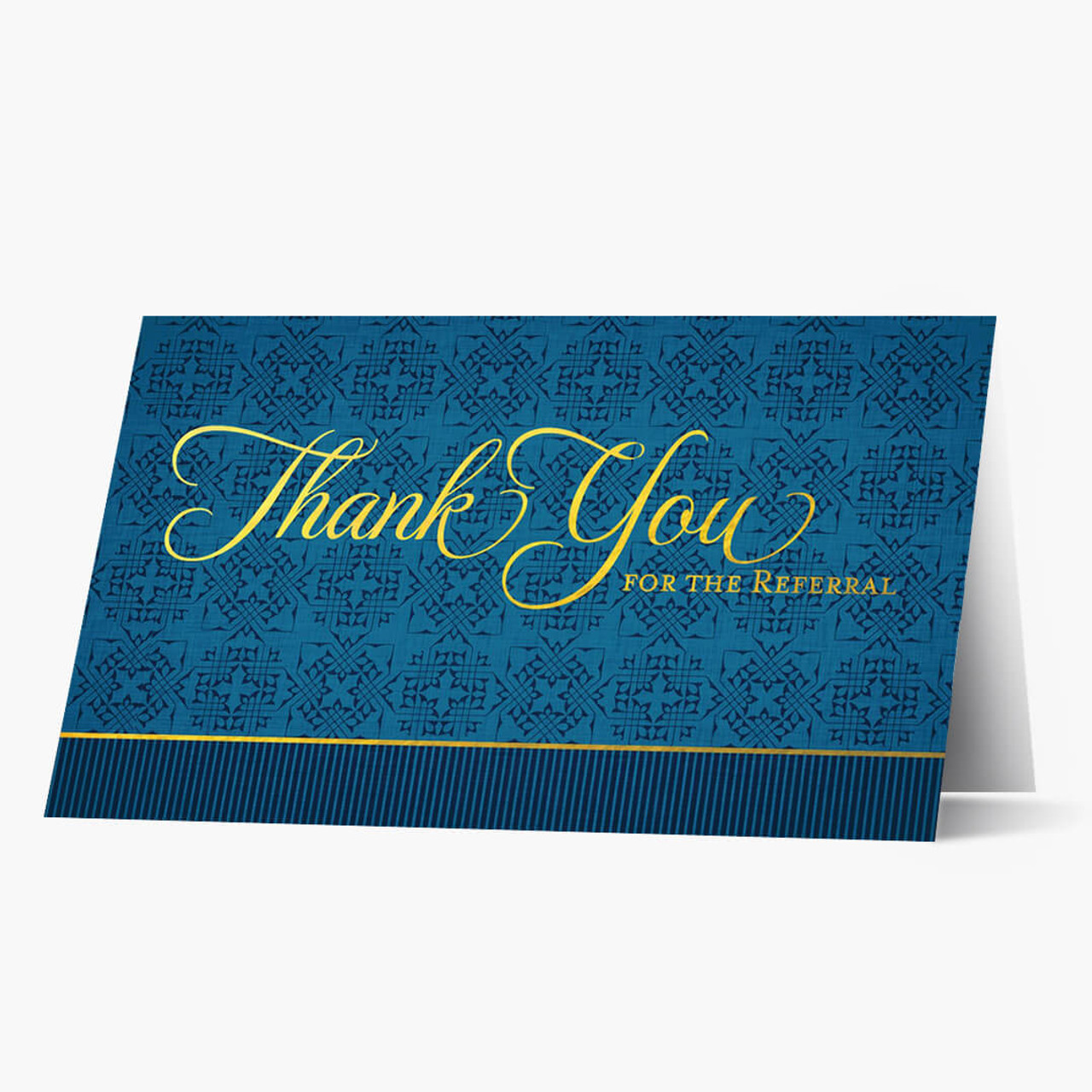 Regal Thank You - Referral Card