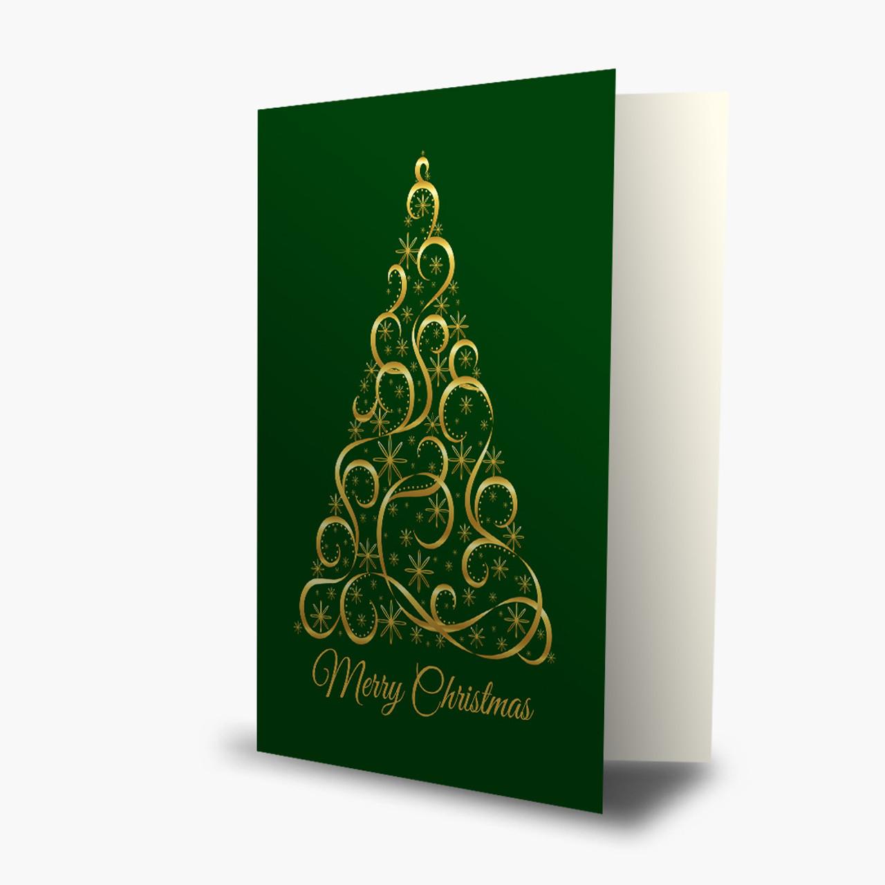 Christmas Elegance Christmas Card