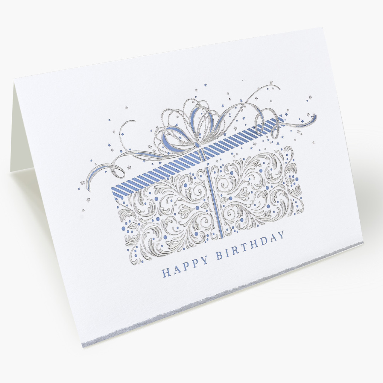 Birthday Package Card