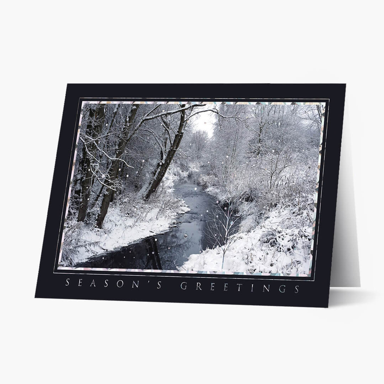 Radiant View Christmas Card