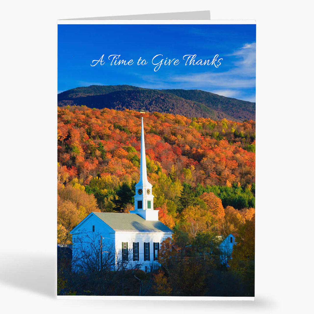 A Season Of Thanks Thanksgiving Card