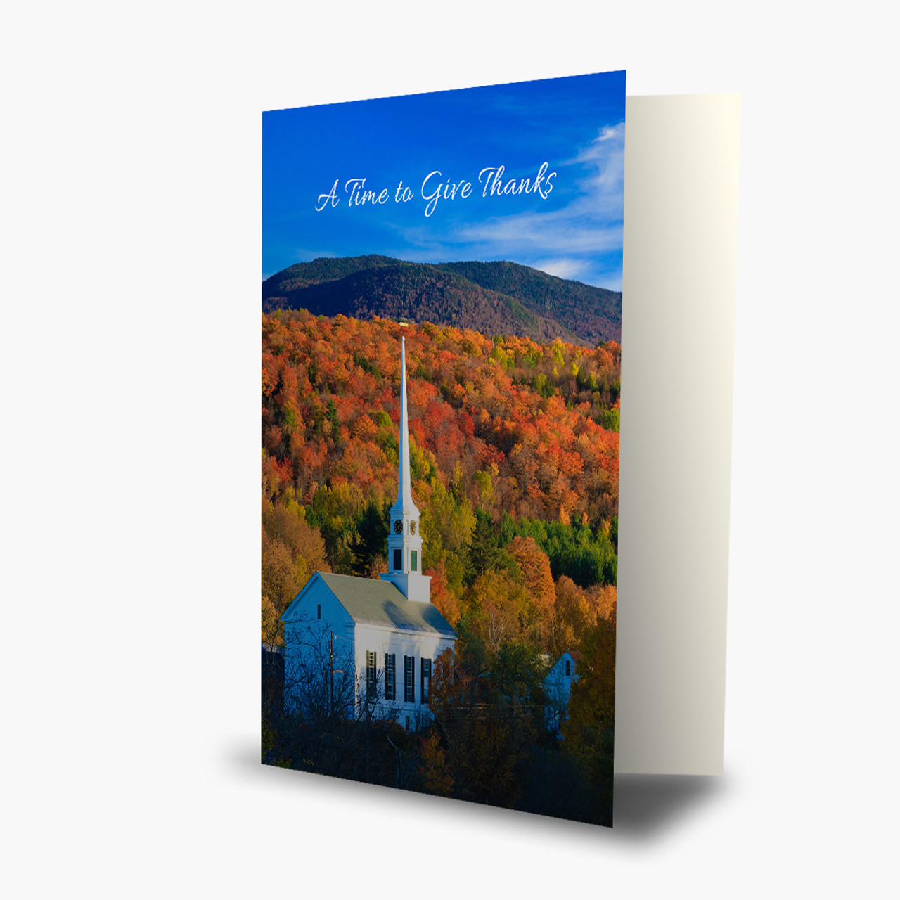 A Season Of Thanks Thanksgiving Card