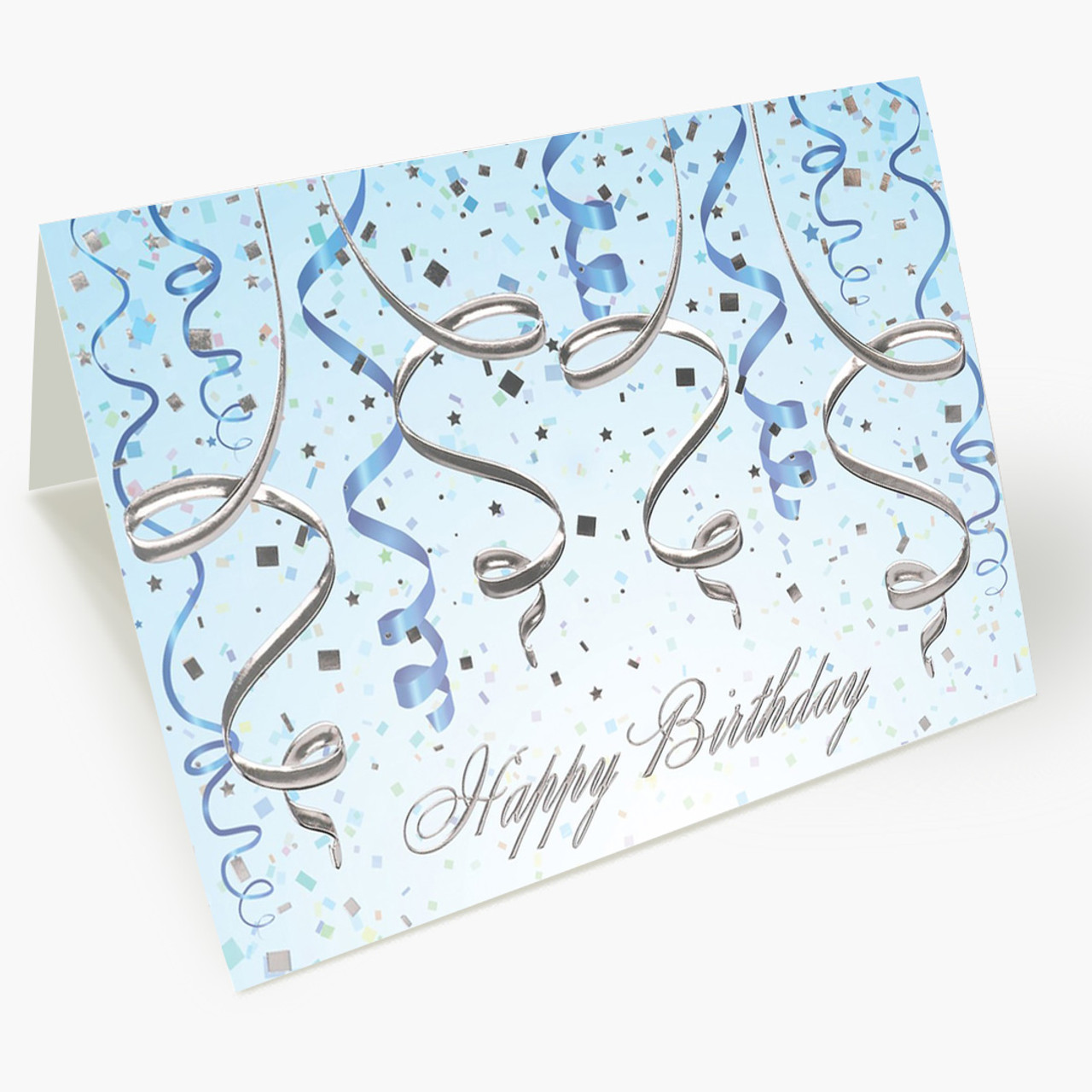 Celebration Is On Birthday Card