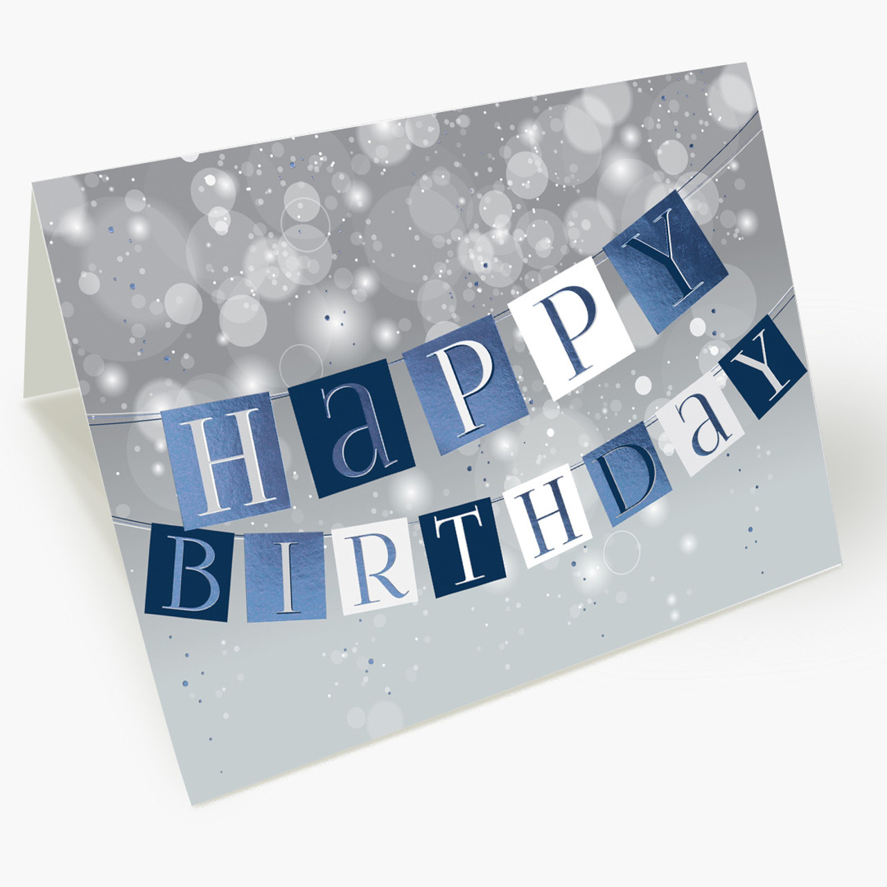 A Banner Birthday Card