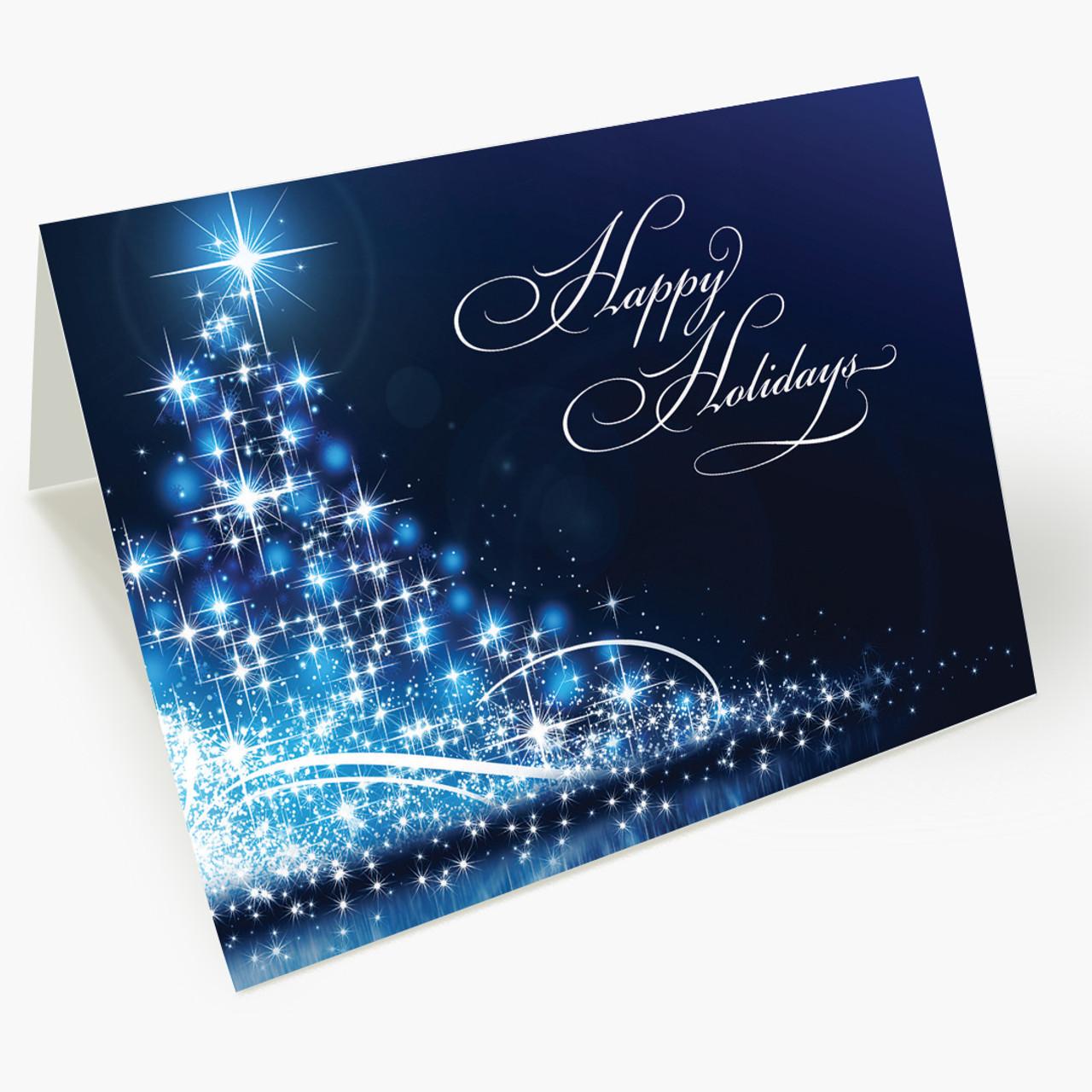 Enchanting Tree Christmas Card