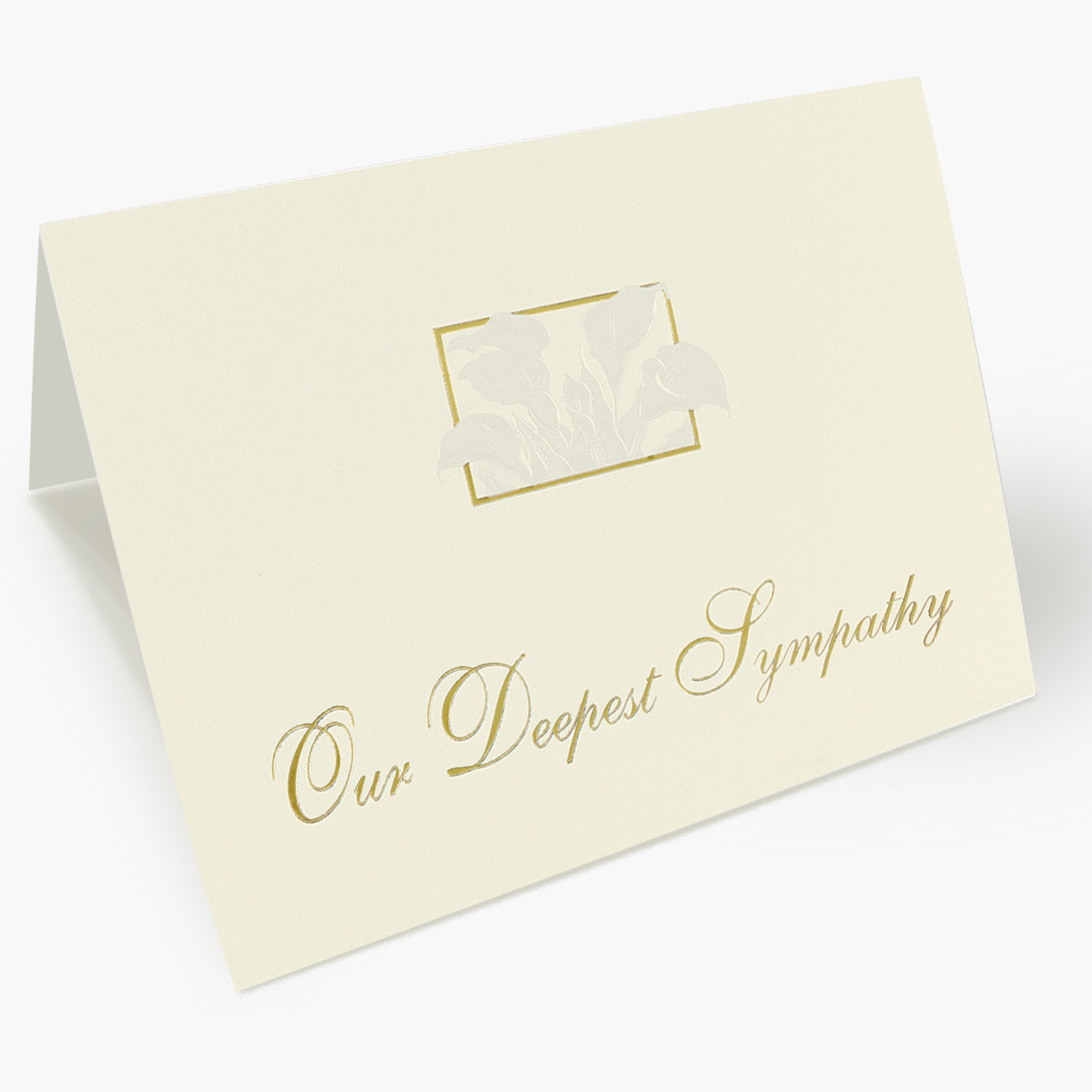 Heartfelt Warmth Sympathy Card
