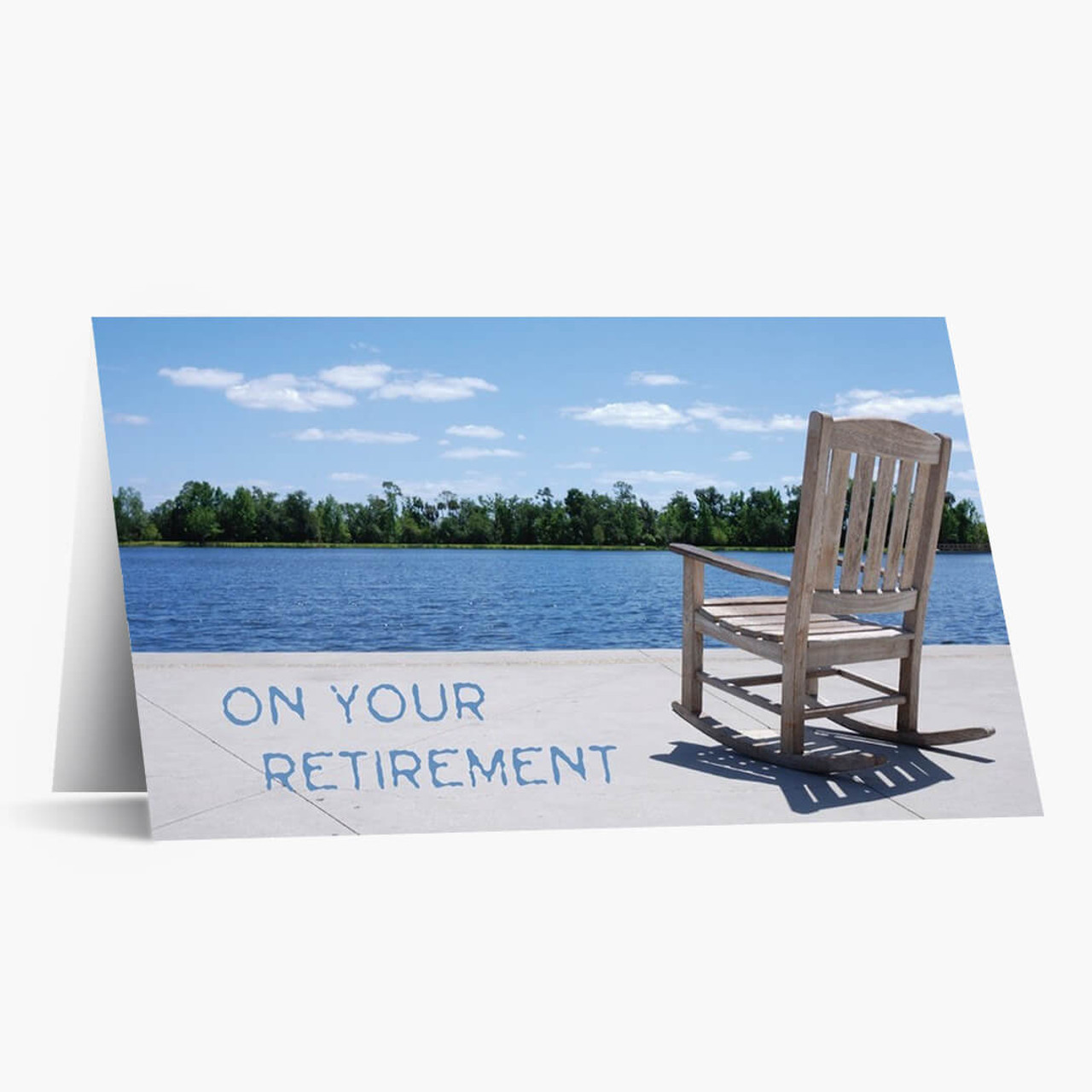 Easy Life Retirement Card