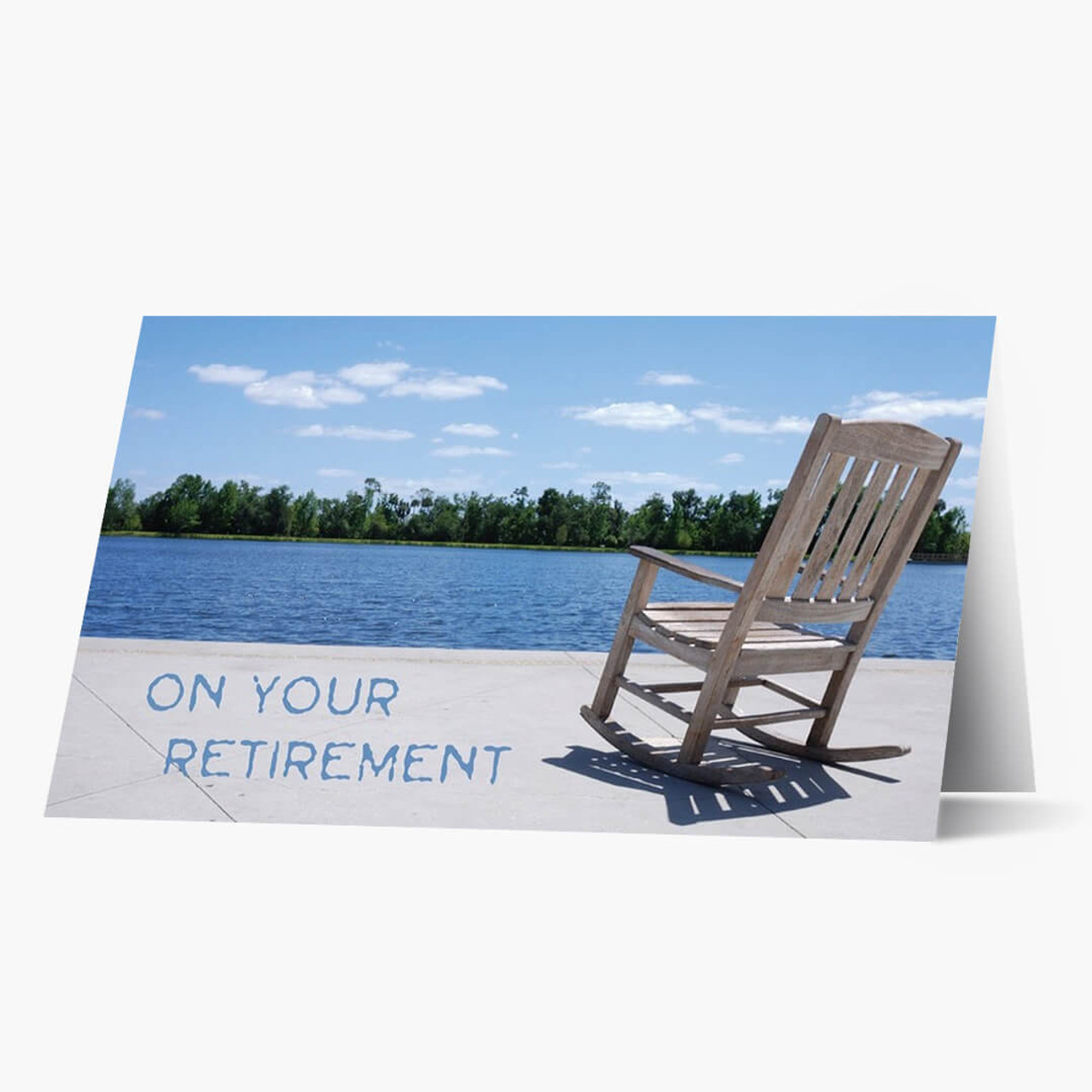 Easy Life Retirement Card