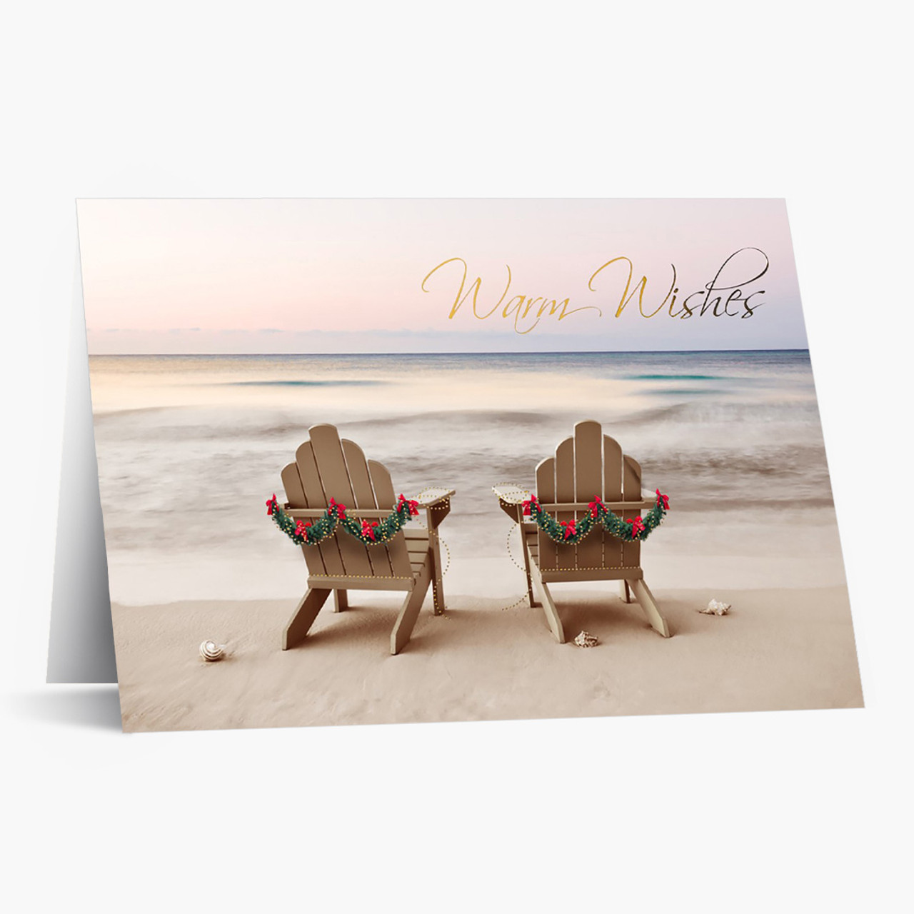 Wishes of Warmth Christmas Card