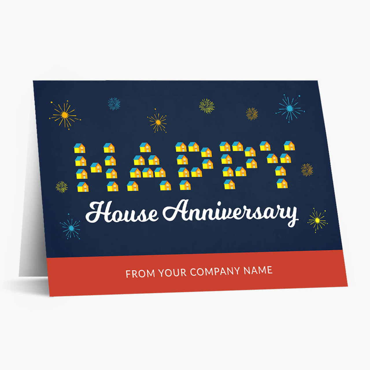 Happy House Anniversary