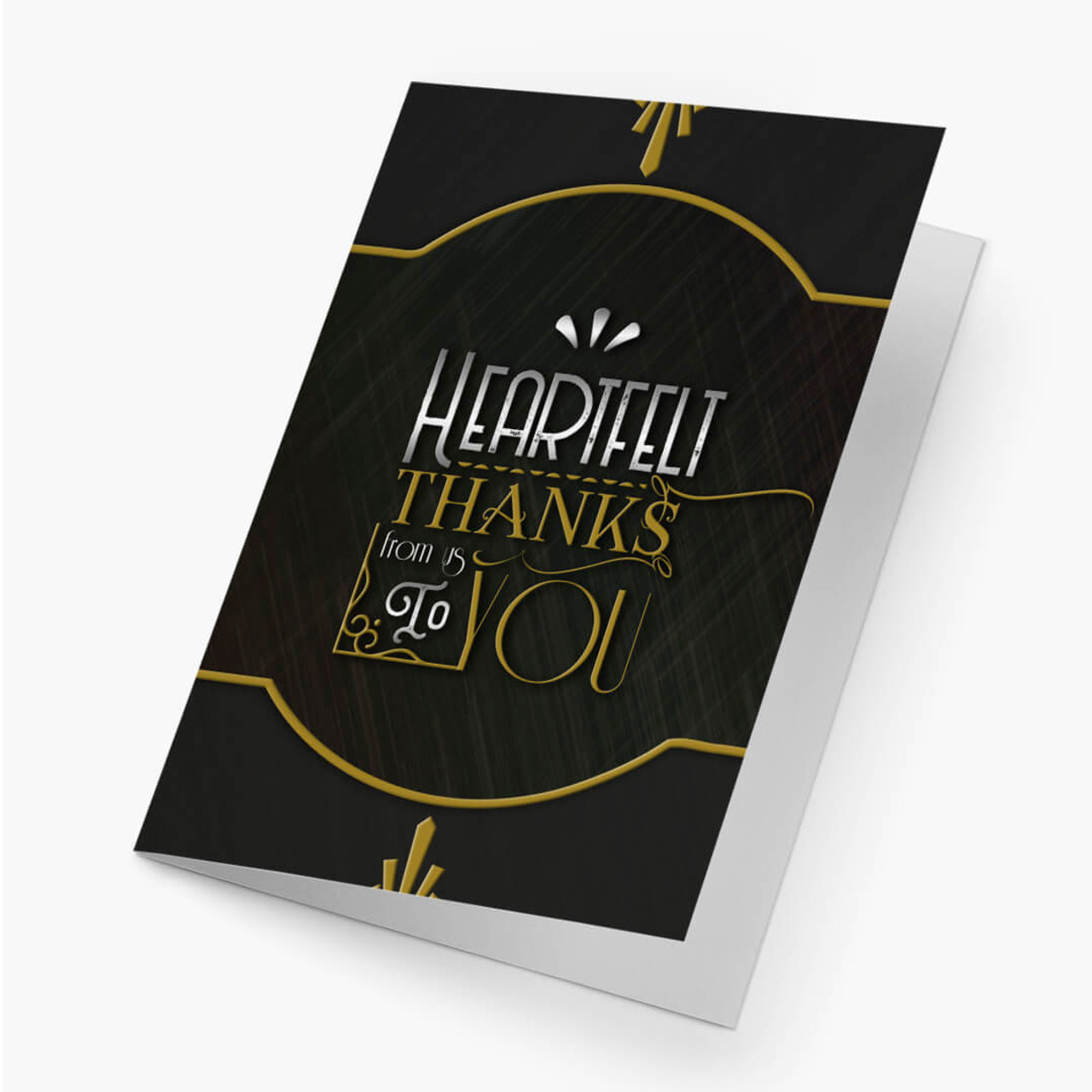 Heartfelt Thanks Card