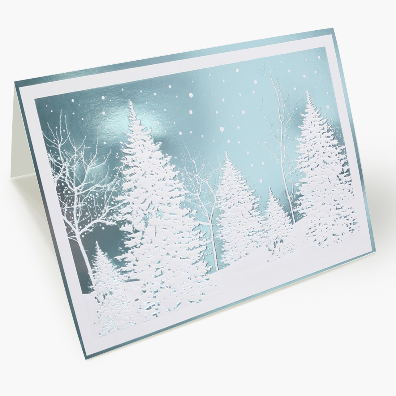 Stunning Trees Christmas Card (DISCONTINUED)