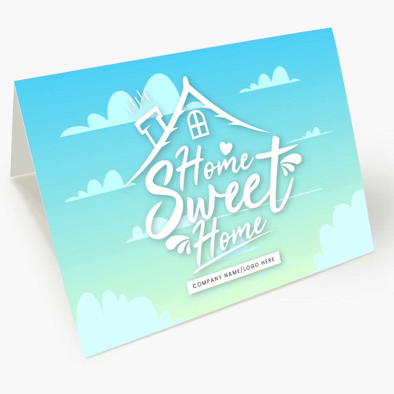 Home Sweet Home Real Estate Card