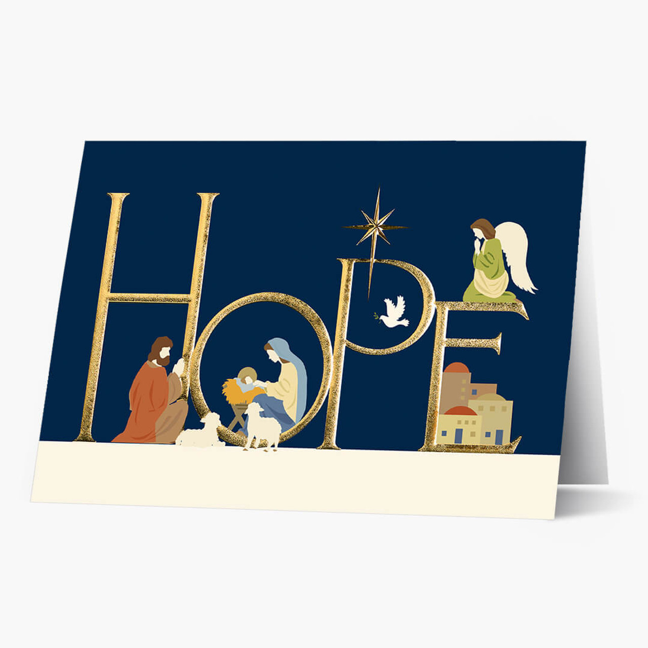 Hope Christmas Card