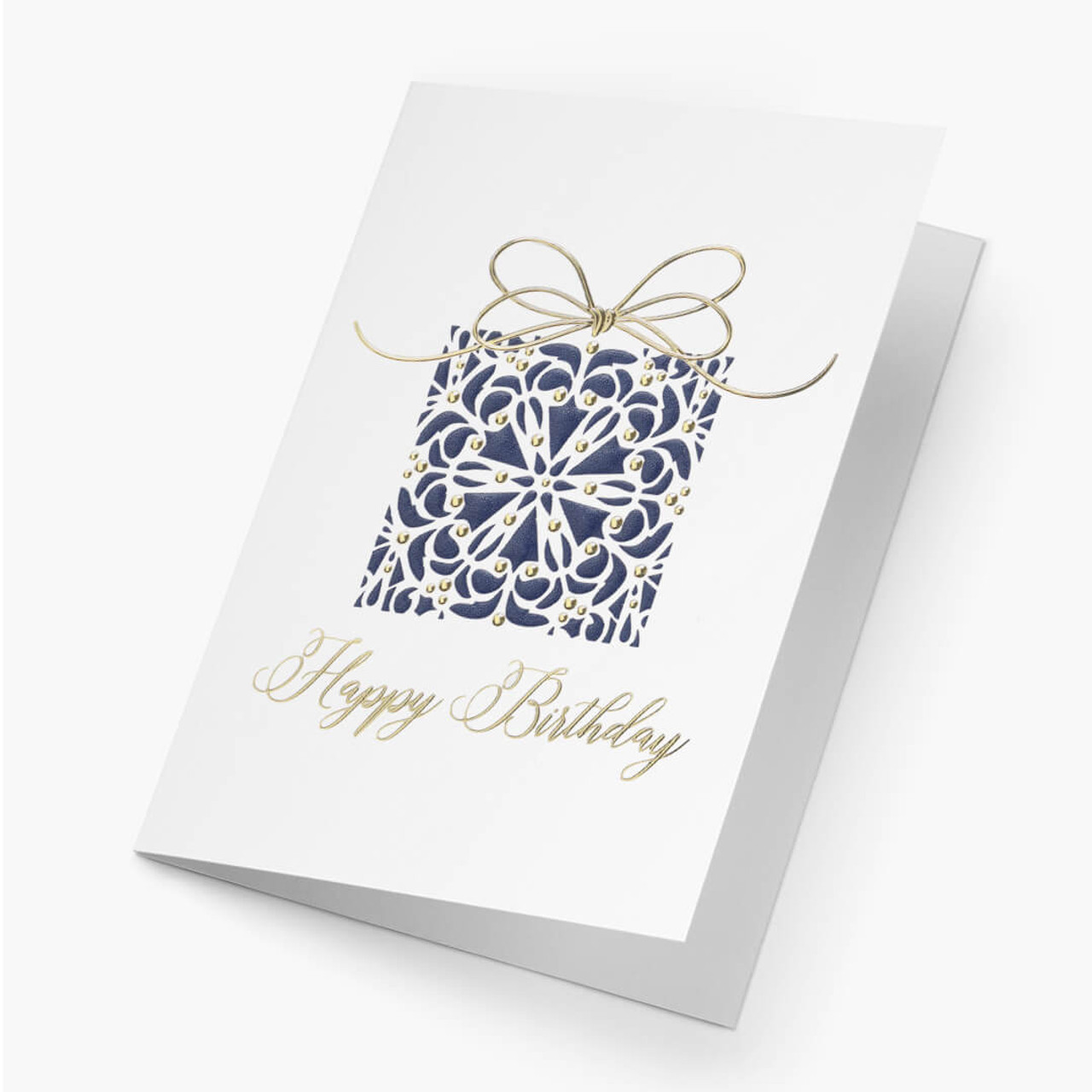 Birthday Package Birthday Card