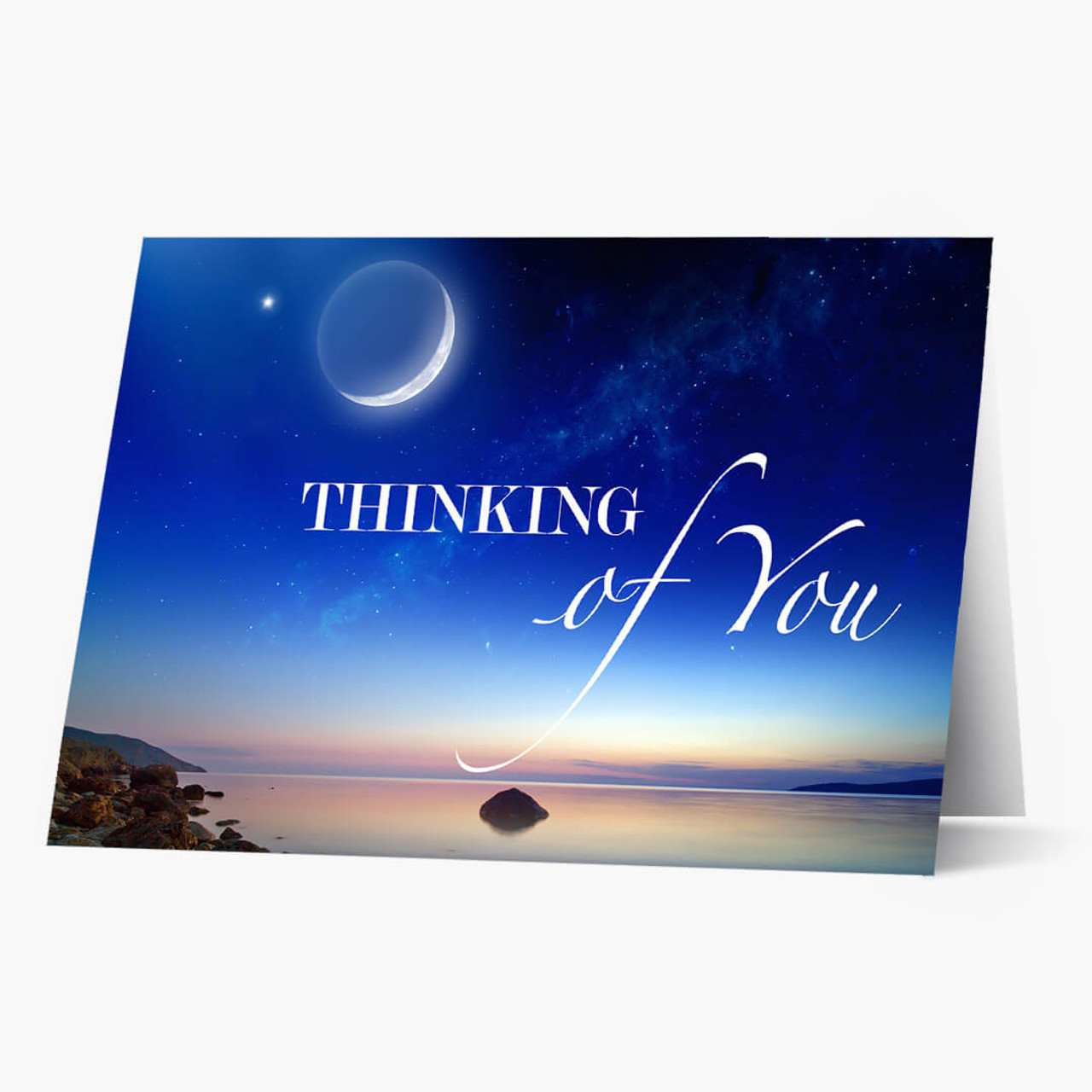 Scenic Thinking of You Card