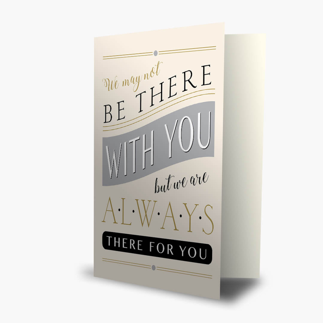 There for You Typography