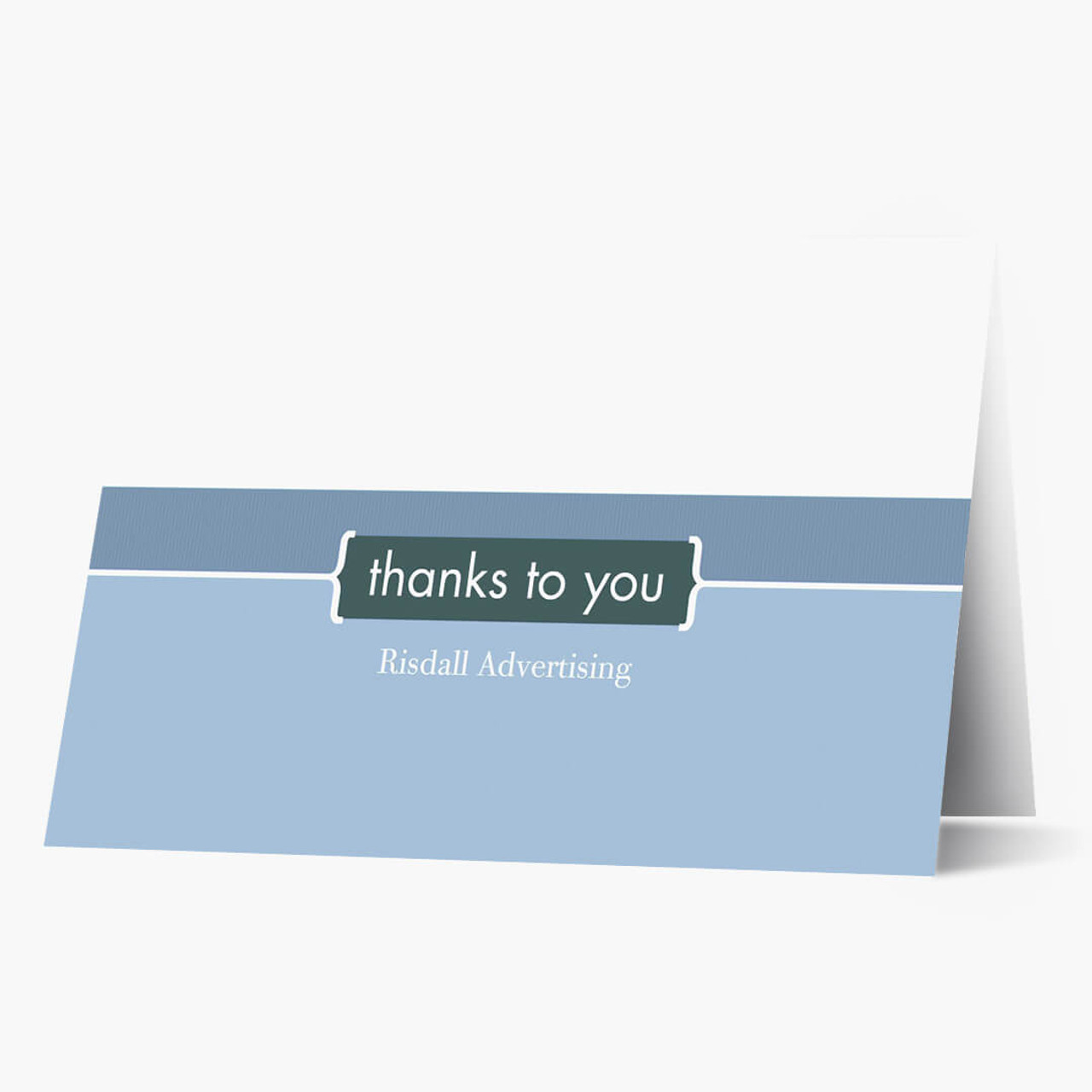 Thanks to You