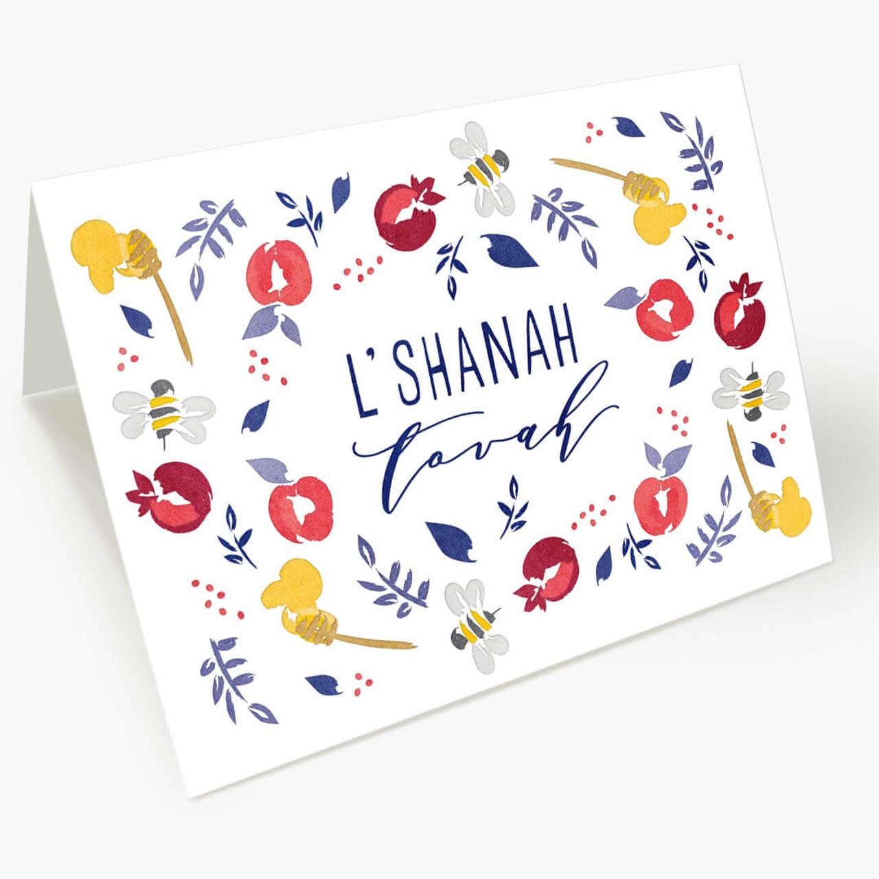 Fruitful Holiday Greeting Card