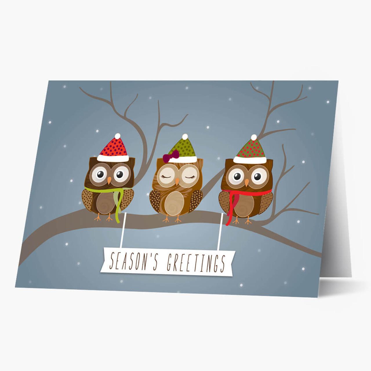 Owl Greetings