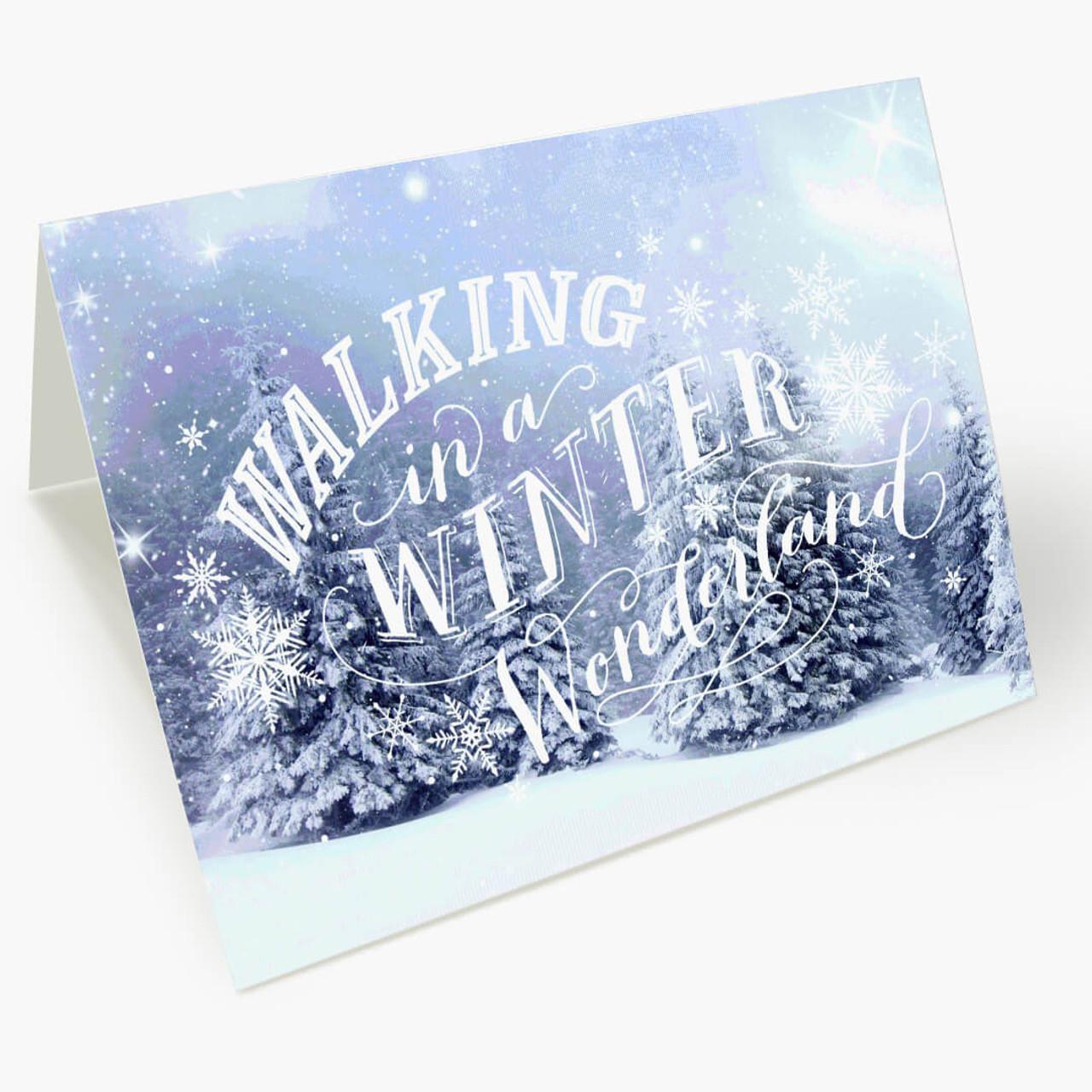 Winter Wonderland Walking