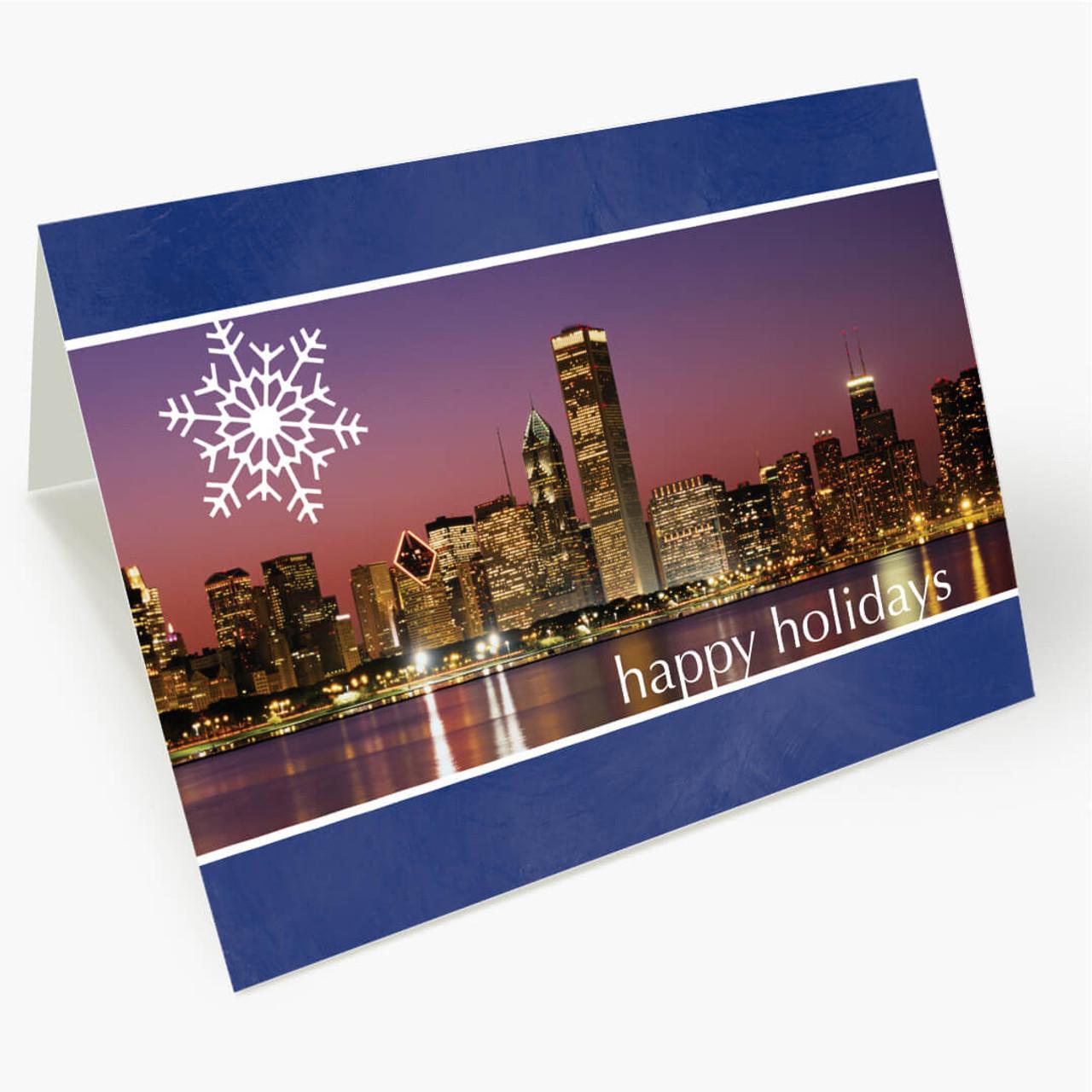 Chicago Snowflake