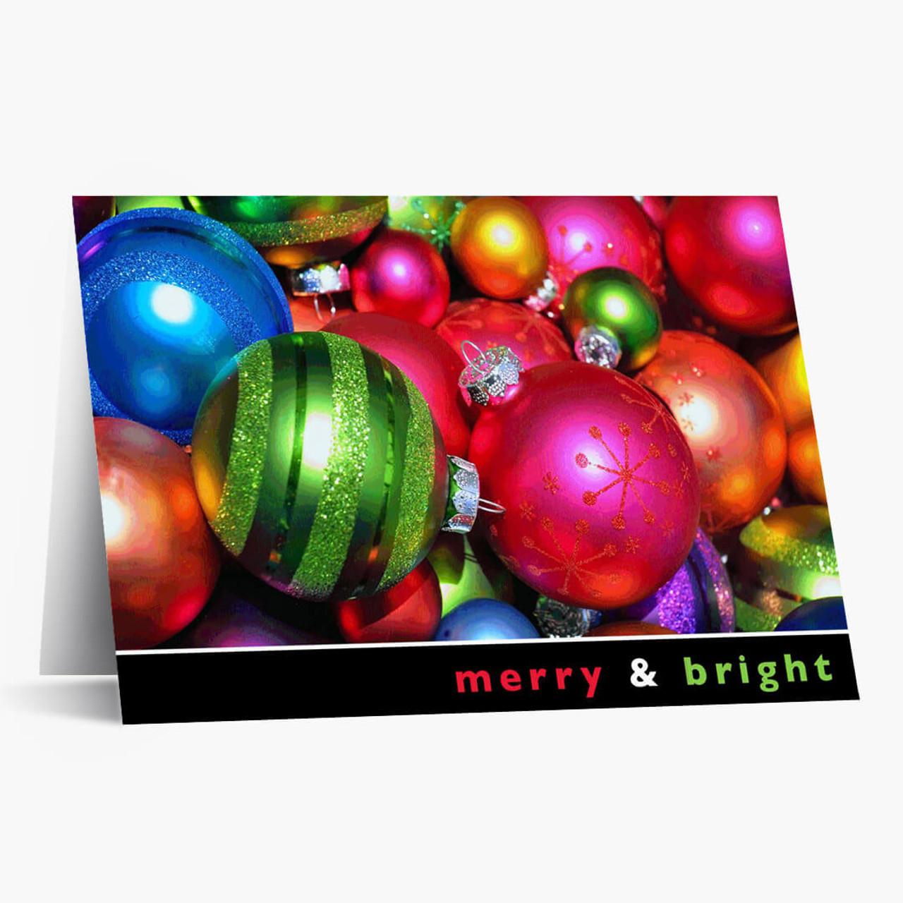 Brilliant Ornaments