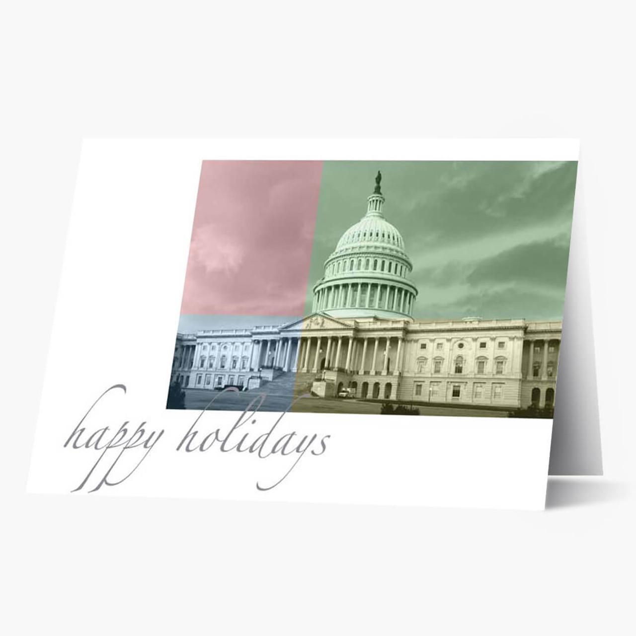 Washington DC Colors