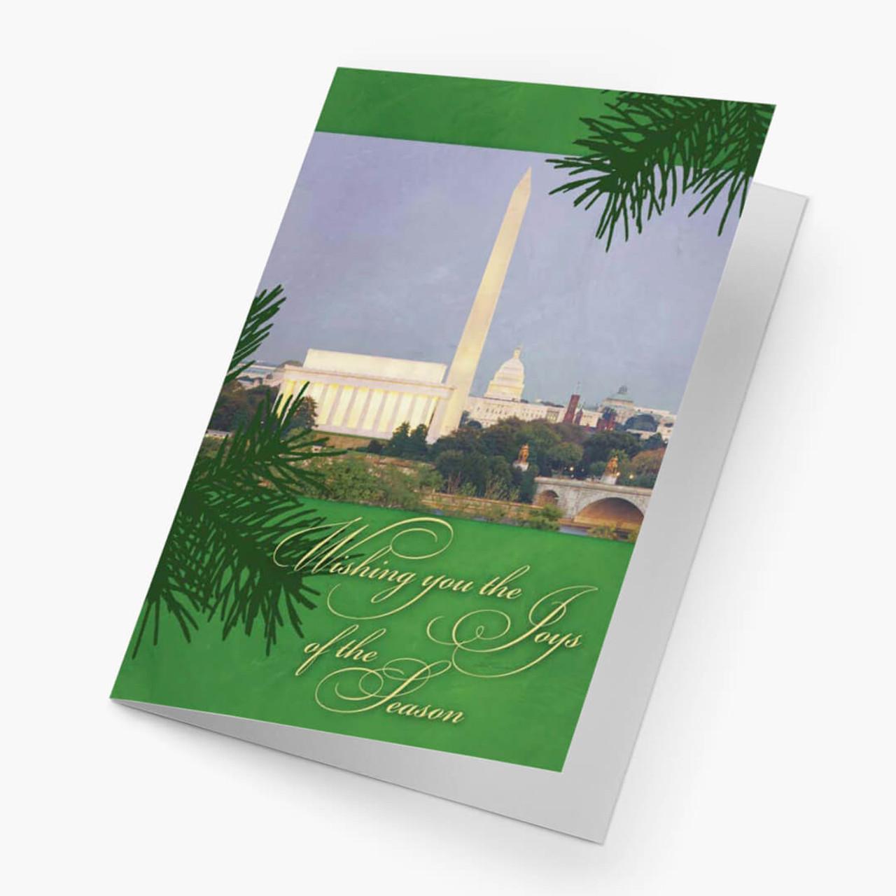 Washington DC Evergreen