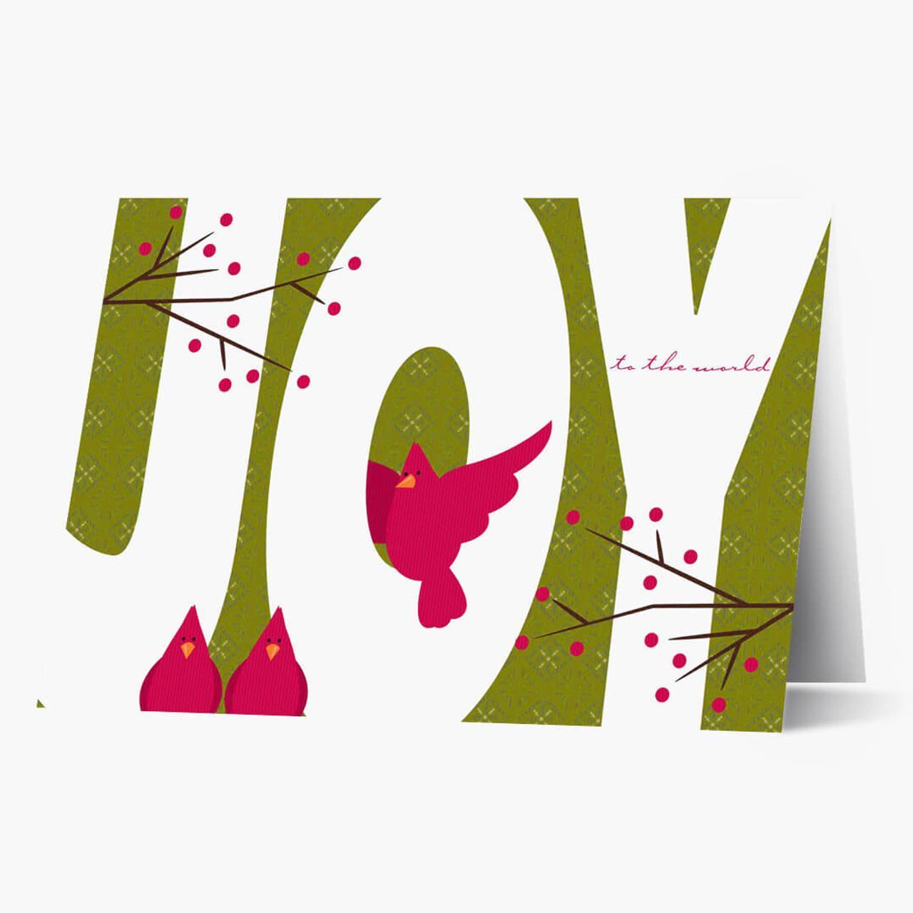 Joyous Cardinals