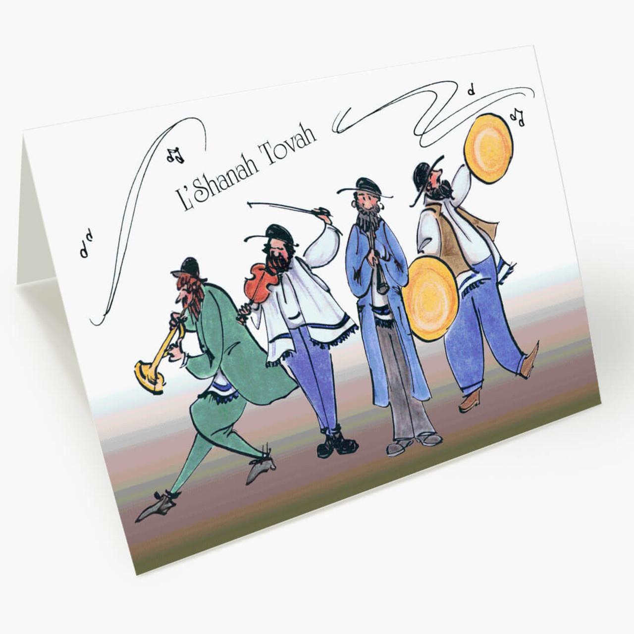 Jewish New Year Band