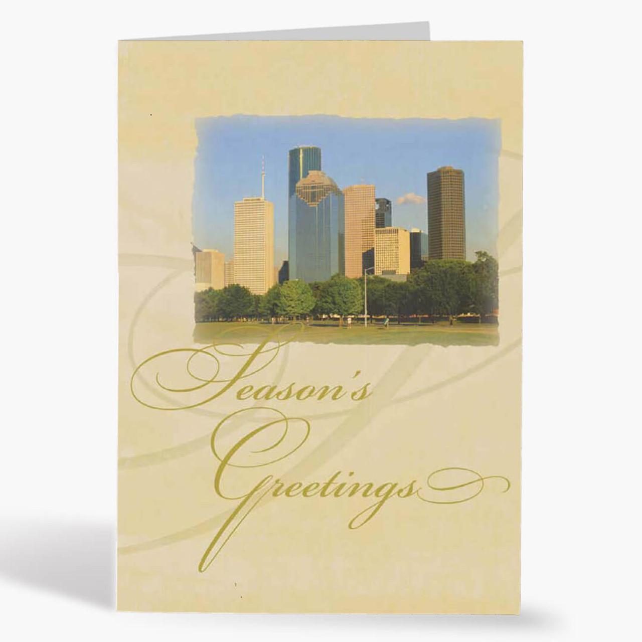 Houston Greetings