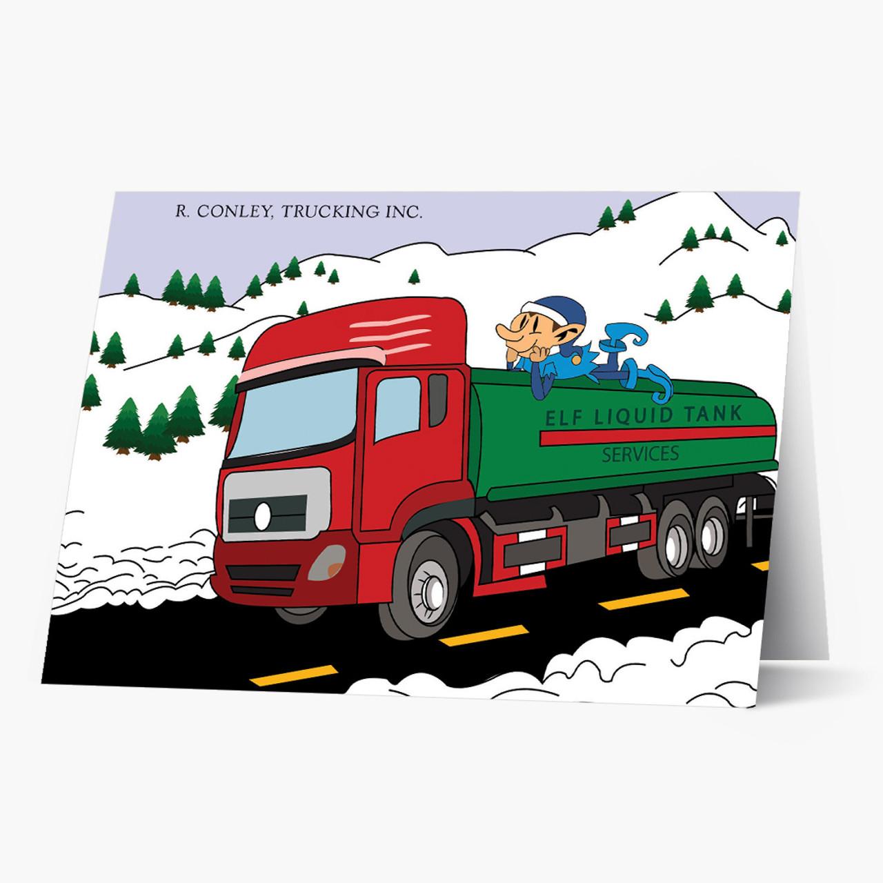 Elf Express Tanker