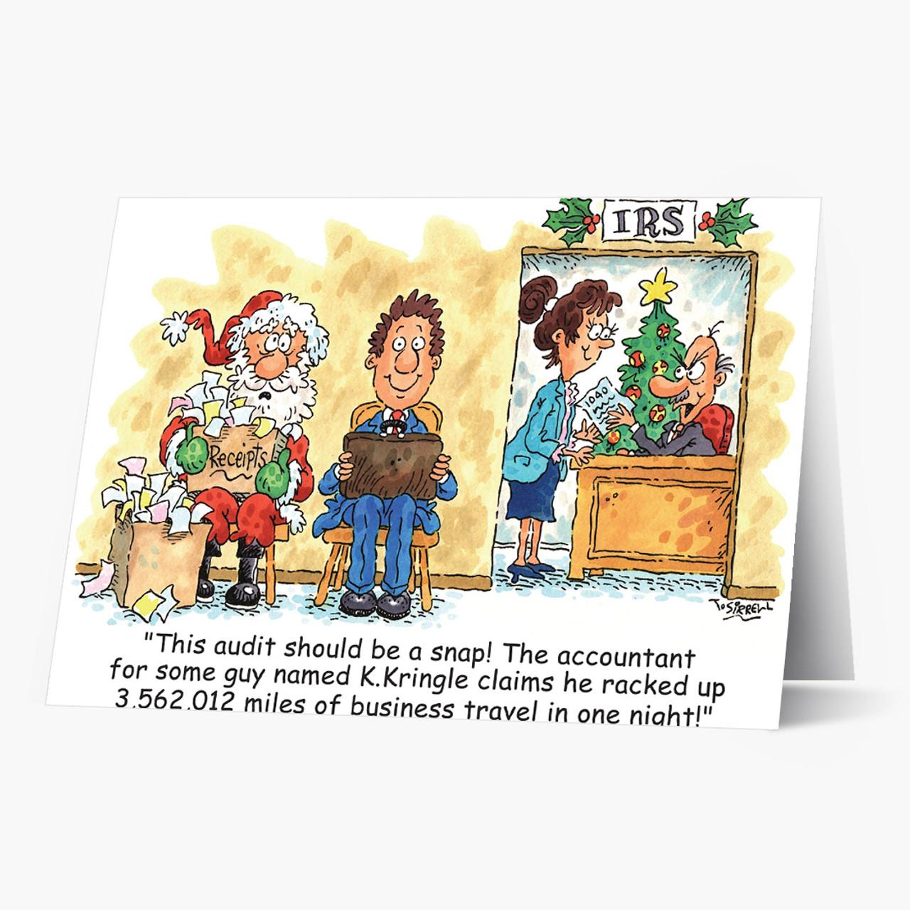 Santa - IRS