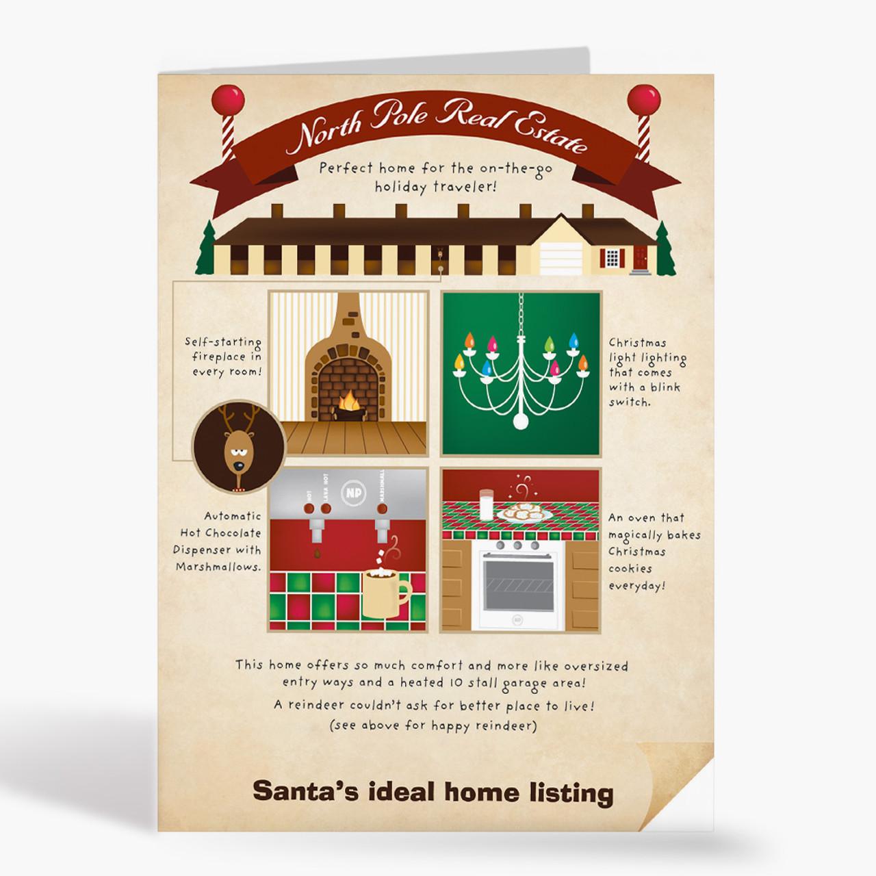 Santa's Ideal Home
