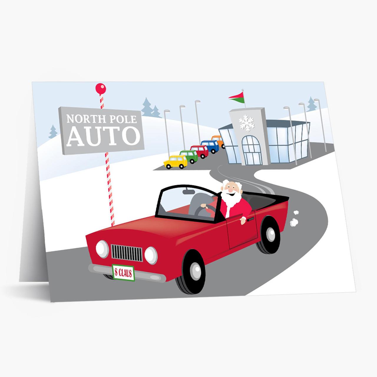 North Pole Auto Dealer