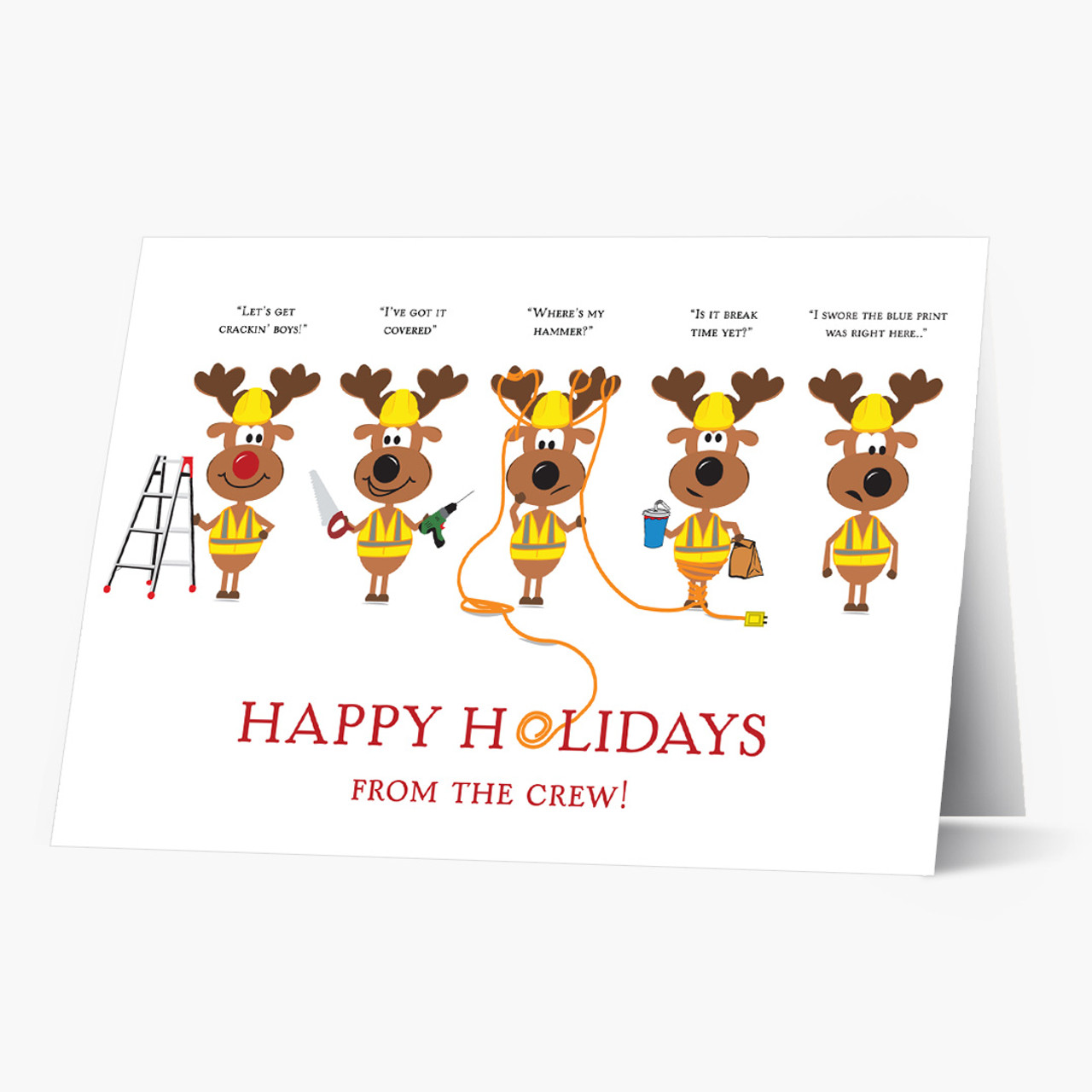Holiday Crew