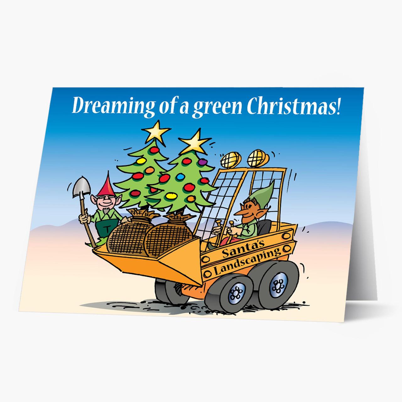 Santa's Landscaping