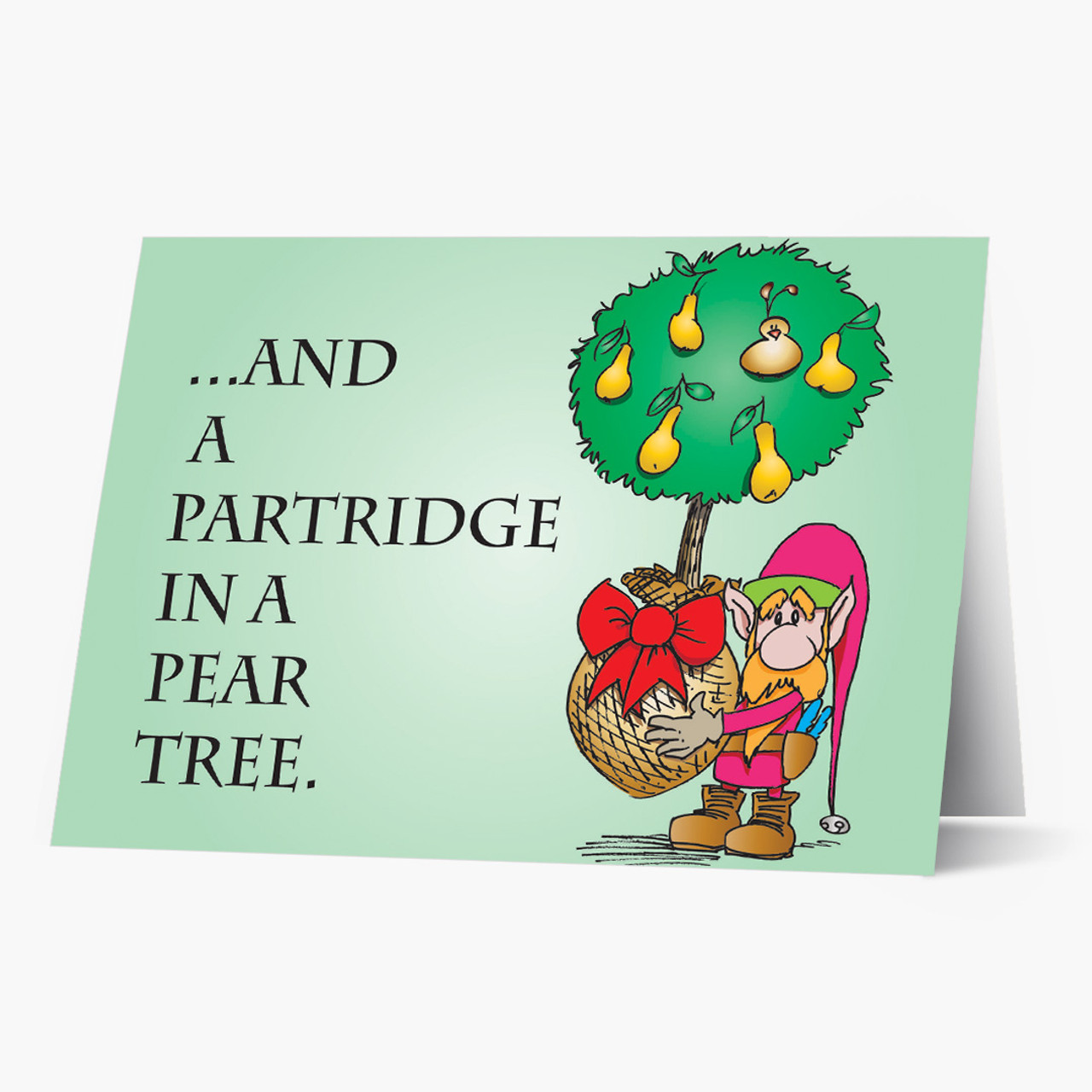 Pear Tree Gift