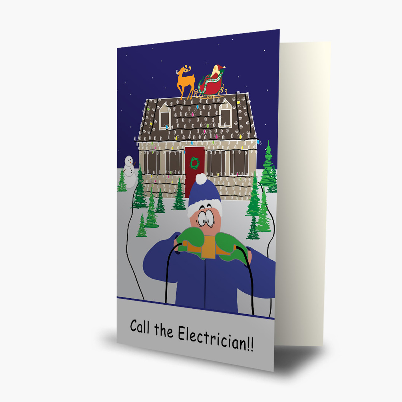 Call the Electrician!