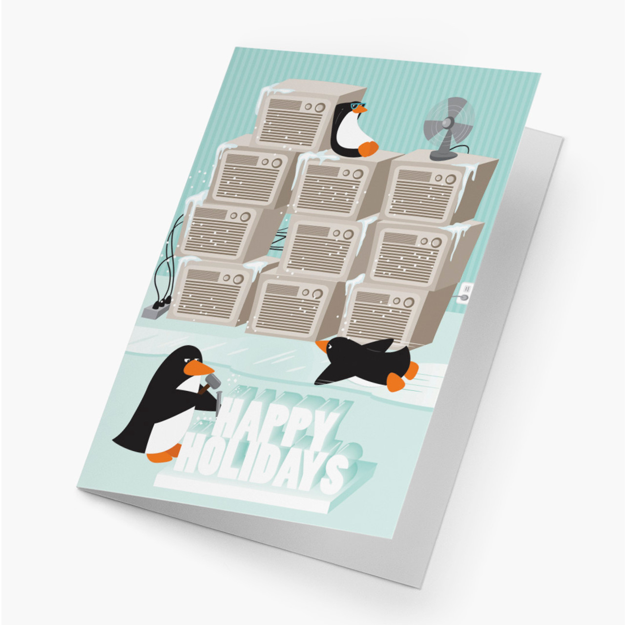 Chillin' Penguins