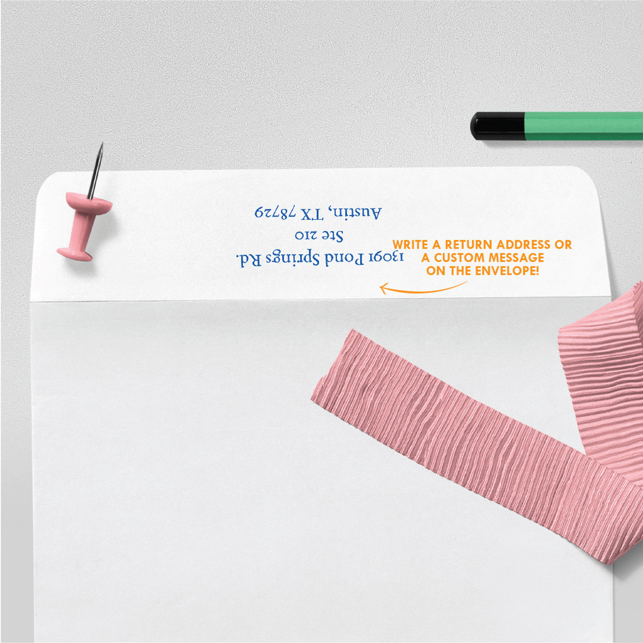 Polka Dot Present Birthday Card