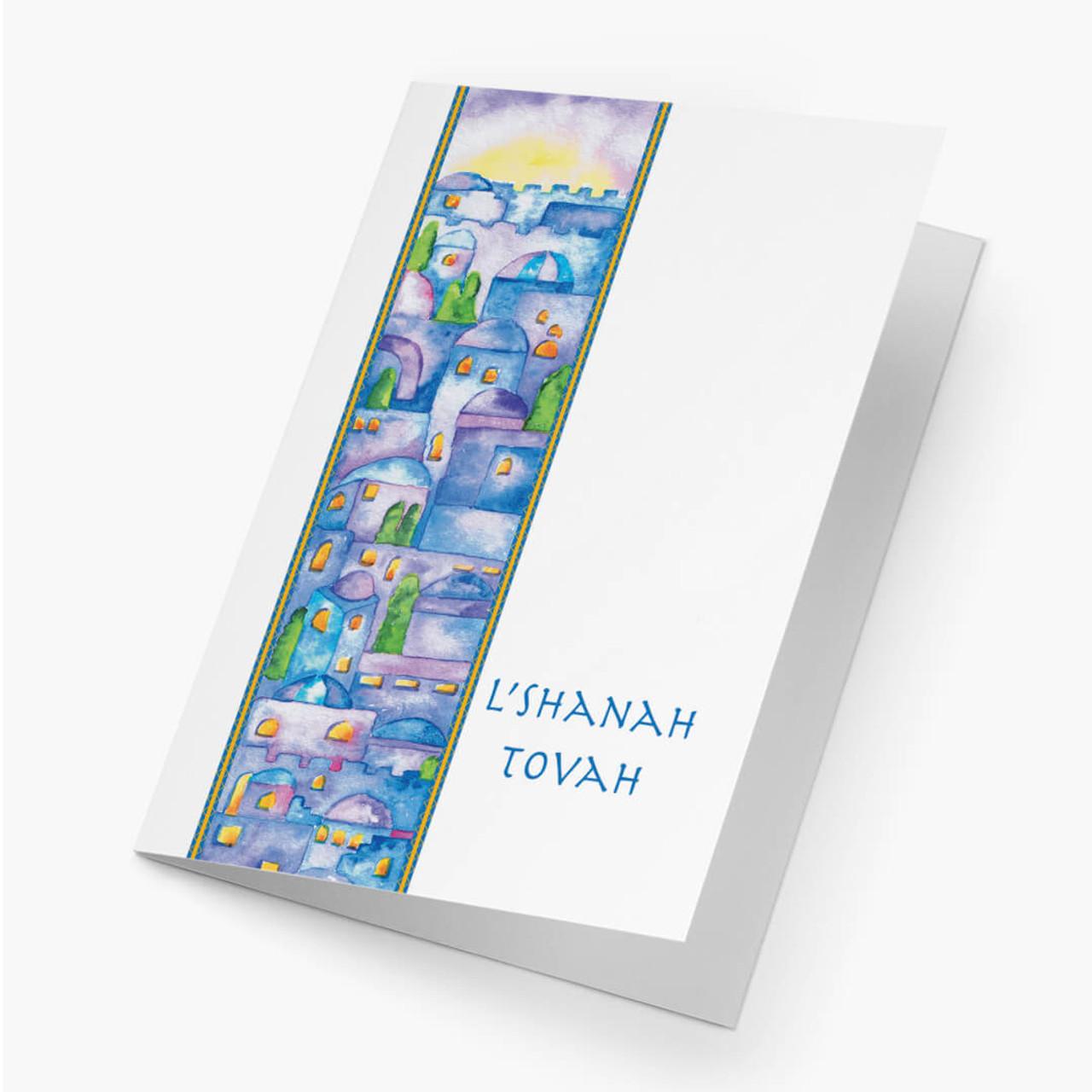L'Shanah Tovah Rosh Hashanah Card