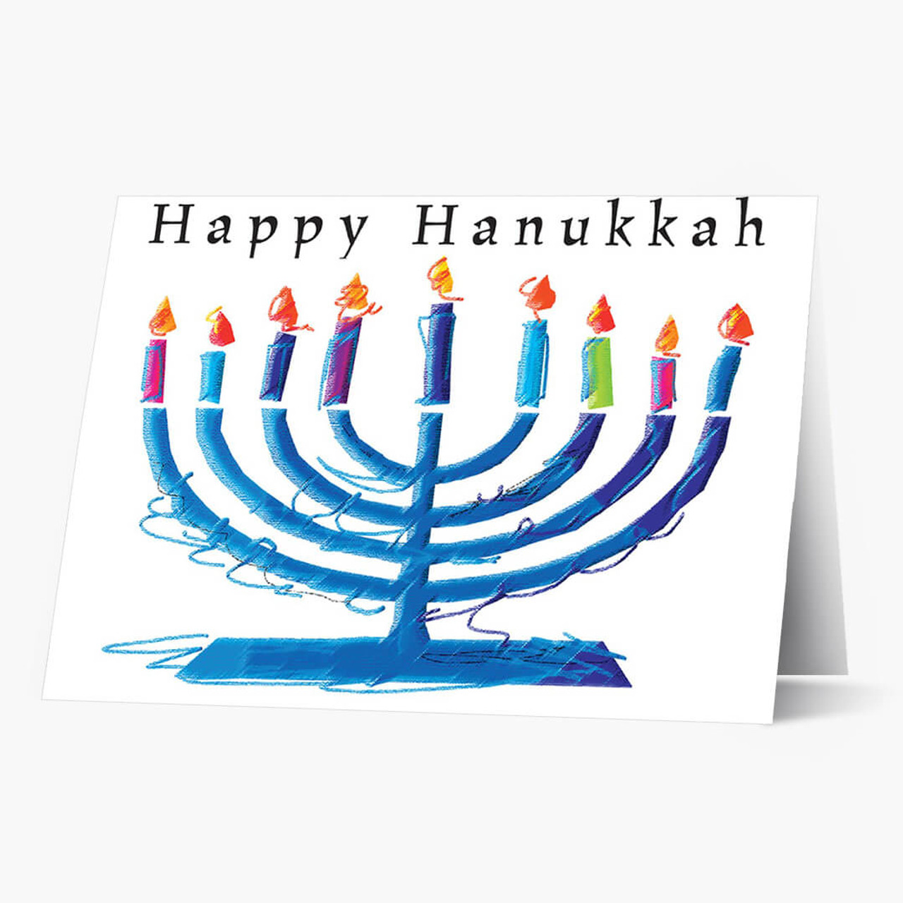 Hanukkah Celebration Card