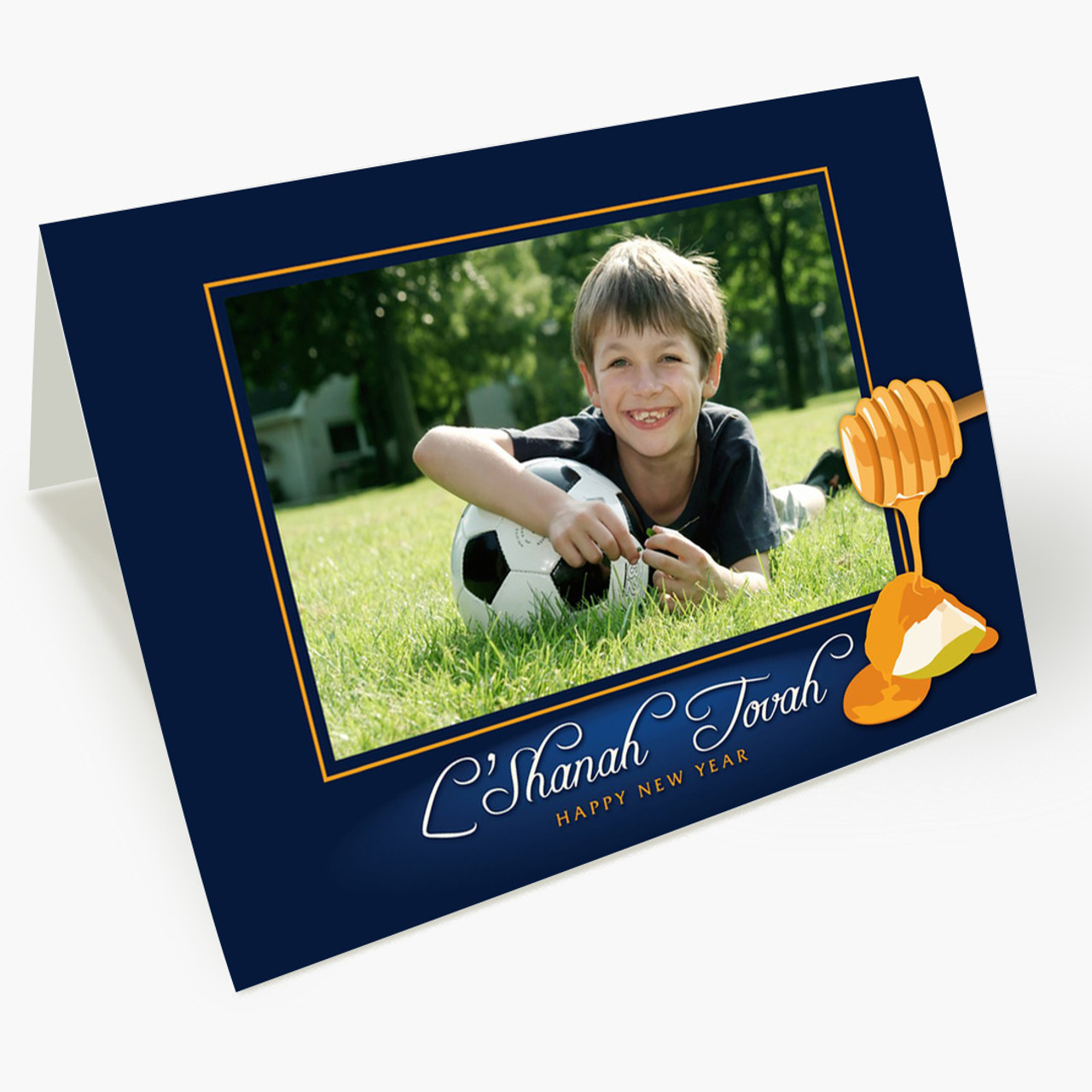 L'Shanah Tovah Photo Card
