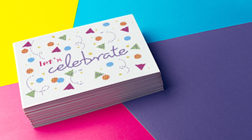 How can I Print Birthday Cards in Bulk?