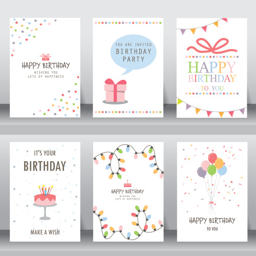 What are some of the most creative birthday cards?